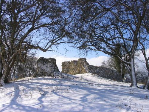 Ringwork Castle at Thurnham