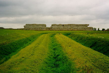 Richborough Fort