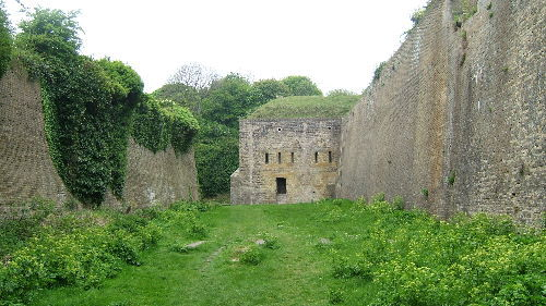The Drop Redoubt, Dover Western Heights